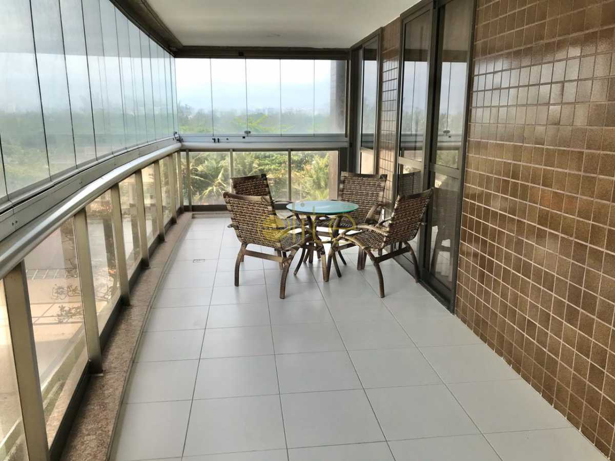 24. - Apartamento Para Alugar no Condomínio Casa del Mar - Barra da Tijuca - Rio de Janeiro - RJ - EBAP10012 - 16