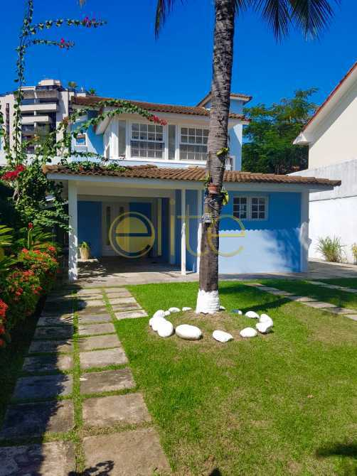 IYAJE7489 - Casa Para Alugar no Condomínio Santa Monica Residências - Barra da Tijuca - Rio de Janeiro - RJ - EBCN40203 - 4