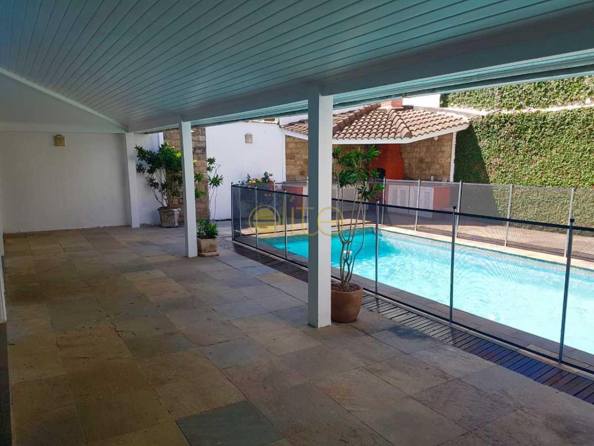LPZIE4081 - Casa Para Alugar no Condomínio Santa Monica Residências - Barra da Tijuca - Rio de Janeiro - RJ - EBCN40203 - 22