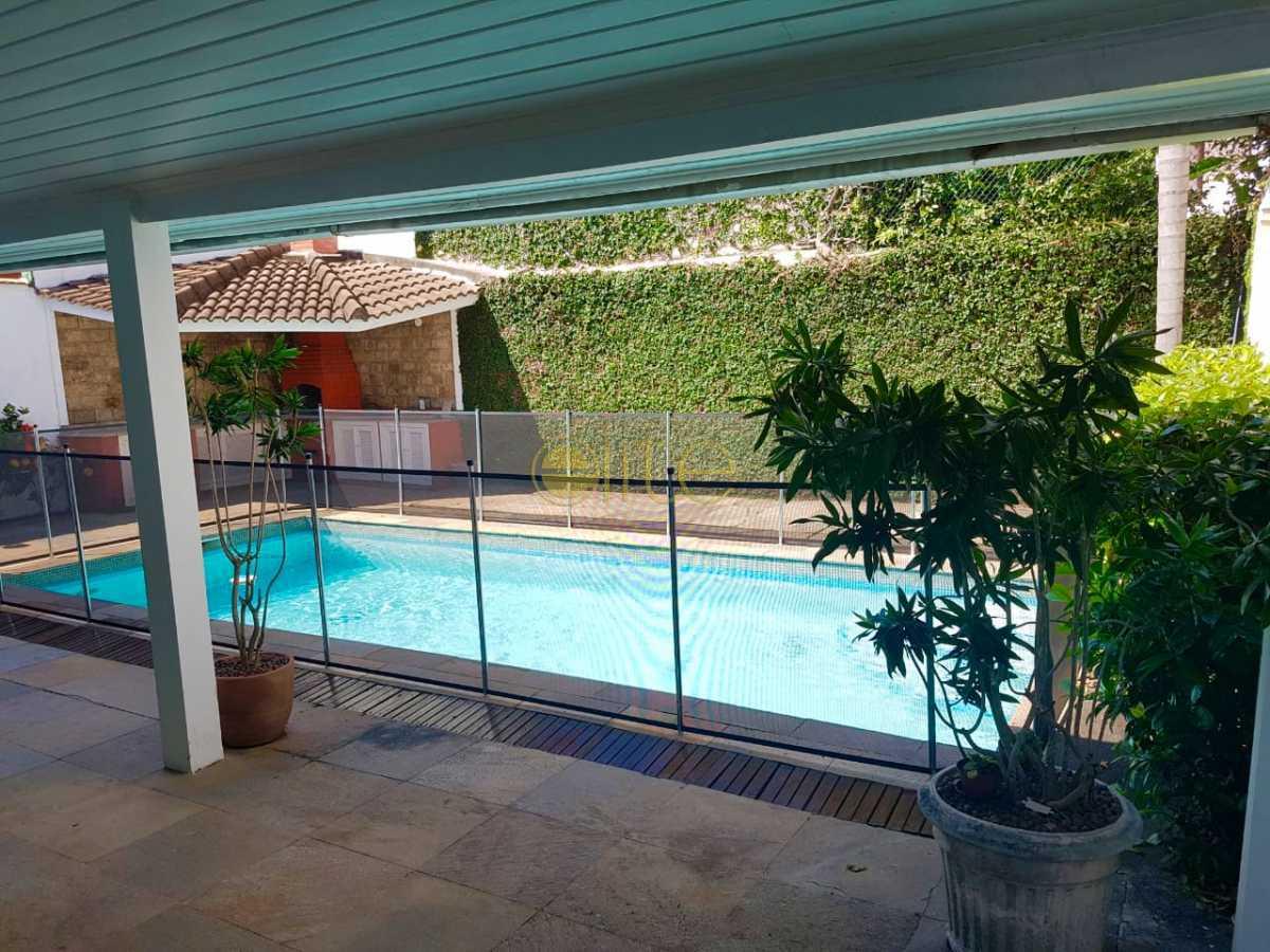 LQUAE0512 - Casa Para Alugar no Condomínio Santa Monica Residências - Barra da Tijuca - Rio de Janeiro - RJ - EBCN40203 - 23