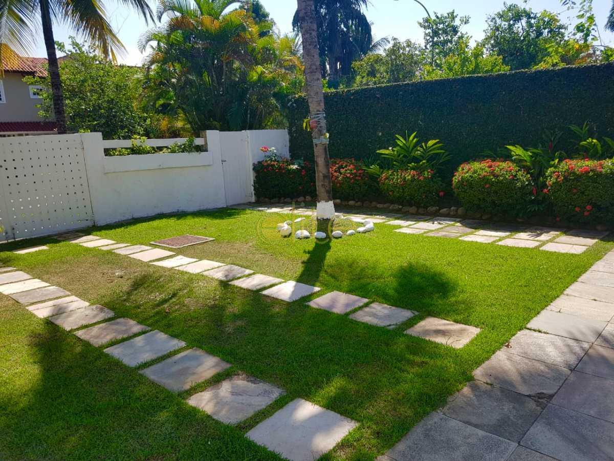 NOJUE9817 - Casa Para Alugar no Condomínio Santa Monica Residências - Barra da Tijuca - Rio de Janeiro - RJ - EBCN40203 - 6