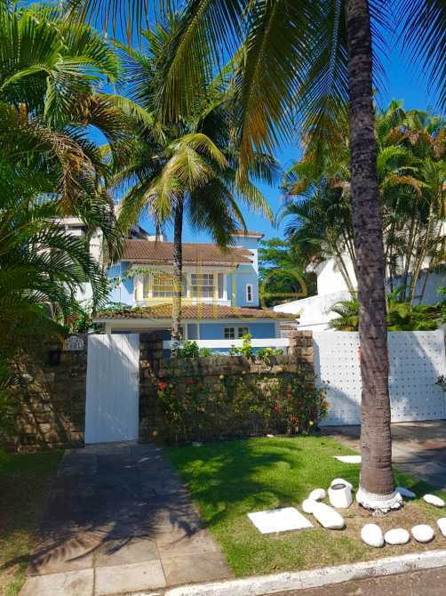 WKDUE8893 - Casa Para Alugar no Condomínio Santa Monica Residências - Barra da Tijuca - Rio de Janeiro - RJ - EBCN40203 - 3