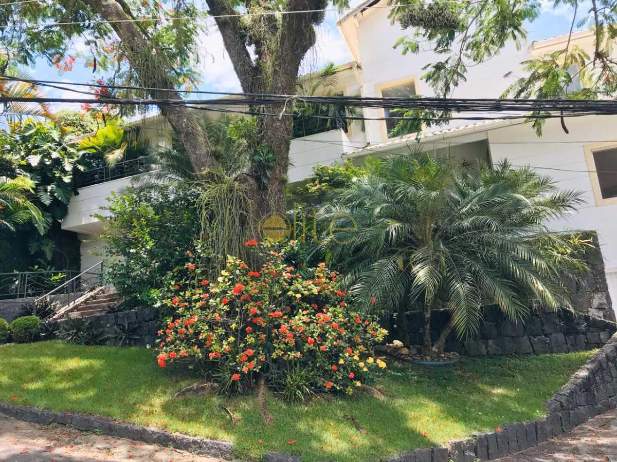 1. - Casa Para Alugar no Condomínio Greenwood Park - Itanhangá - Rio de Janeiro - RJ - EBCN50202 - 1
