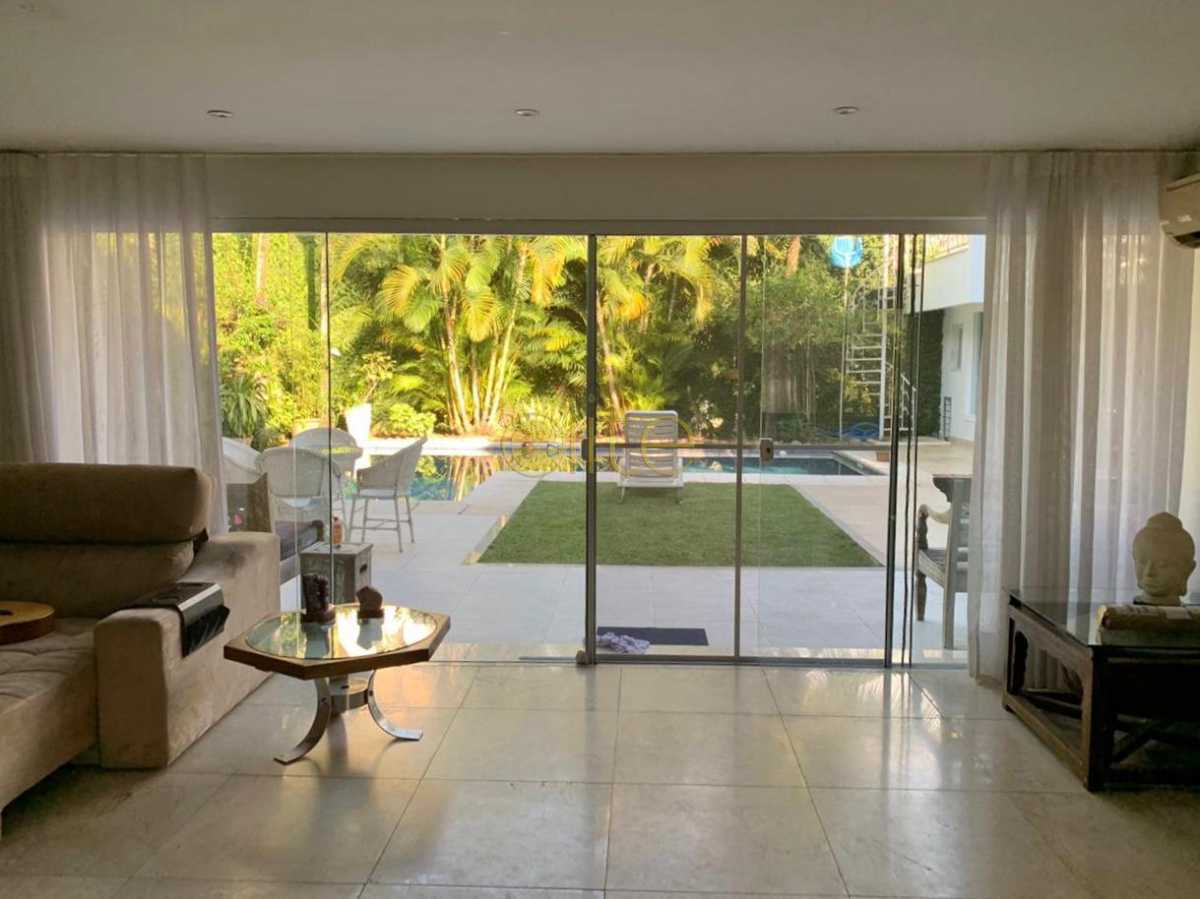 2. - Casa Para Alugar no Condomínio Greenwood Park - Itanhangá - Rio de Janeiro - RJ - EBCN50202 - 3