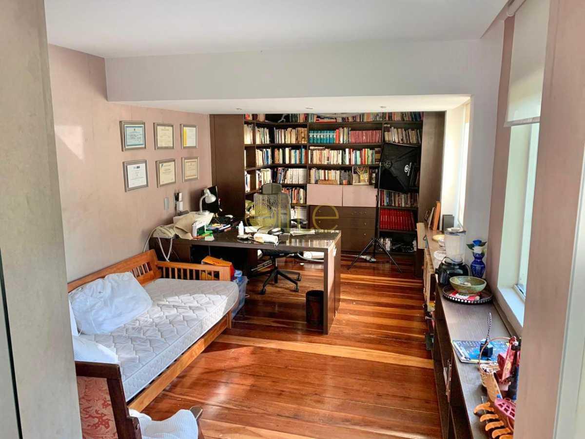 9. - Casa em Condomínio Greenwood Park, Itanhangá, Rio de Janeiro, RJ Para Alugar, 5 Quartos, 600m² - EBCN50202 - 8