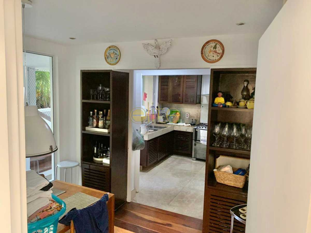 10. - Casa em Condomínio Greenwood Park, Itanhangá, Rio de Janeiro, RJ Para Alugar, 5 Quartos, 600m² - EBCN50202 - 9