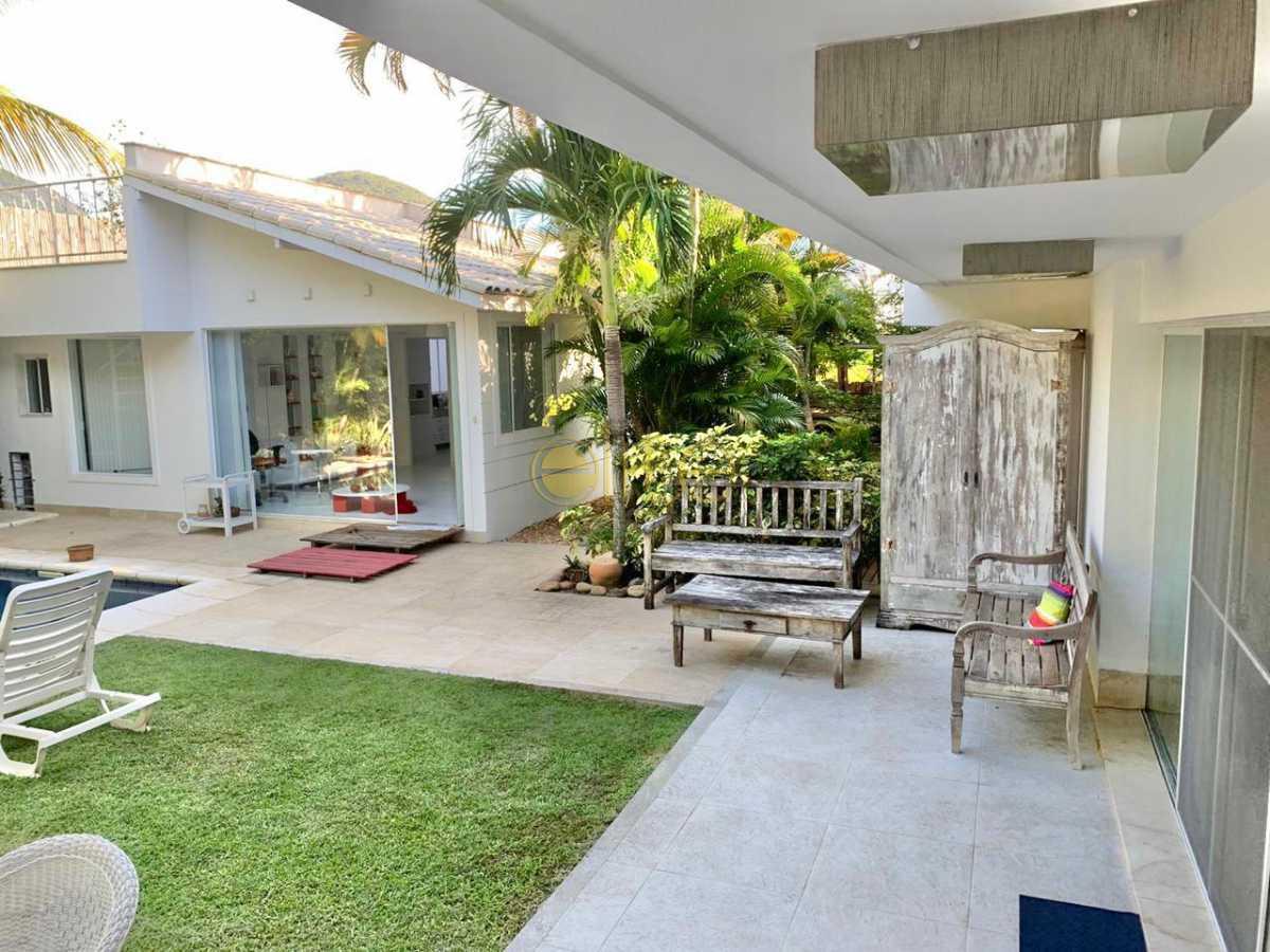 26. - Casa em Condomínio Greenwood Park, Itanhangá, Rio de Janeiro, RJ Para Alugar, 5 Quartos, 600m² - EBCN50202 - 19