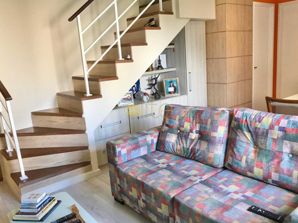1. - Apartamento Para Alugar no Condomínio Americas Park - Barra da Tijuca - Rio de Janeiro - RJ - EBAP30166 - 1