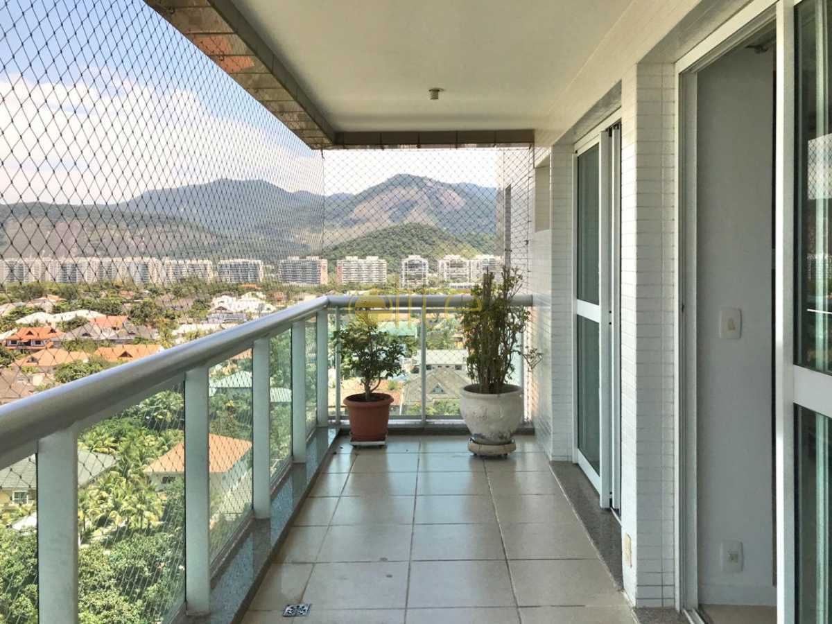 4. - Apartamento Para Alugar no Condomínio Pedra de Itaúna - Barra da Tijuca - Rio de Janeiro - RJ - EBAP30167 - 4