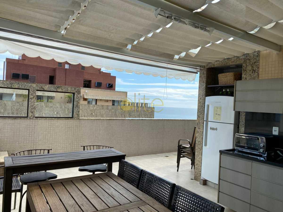 2 - Cobertura 5 quartos à venda Barra da Tijuca, Barra da Tijuca,Rio de Janeiro - R$ 5.500.000 - EBCO50010 - 3