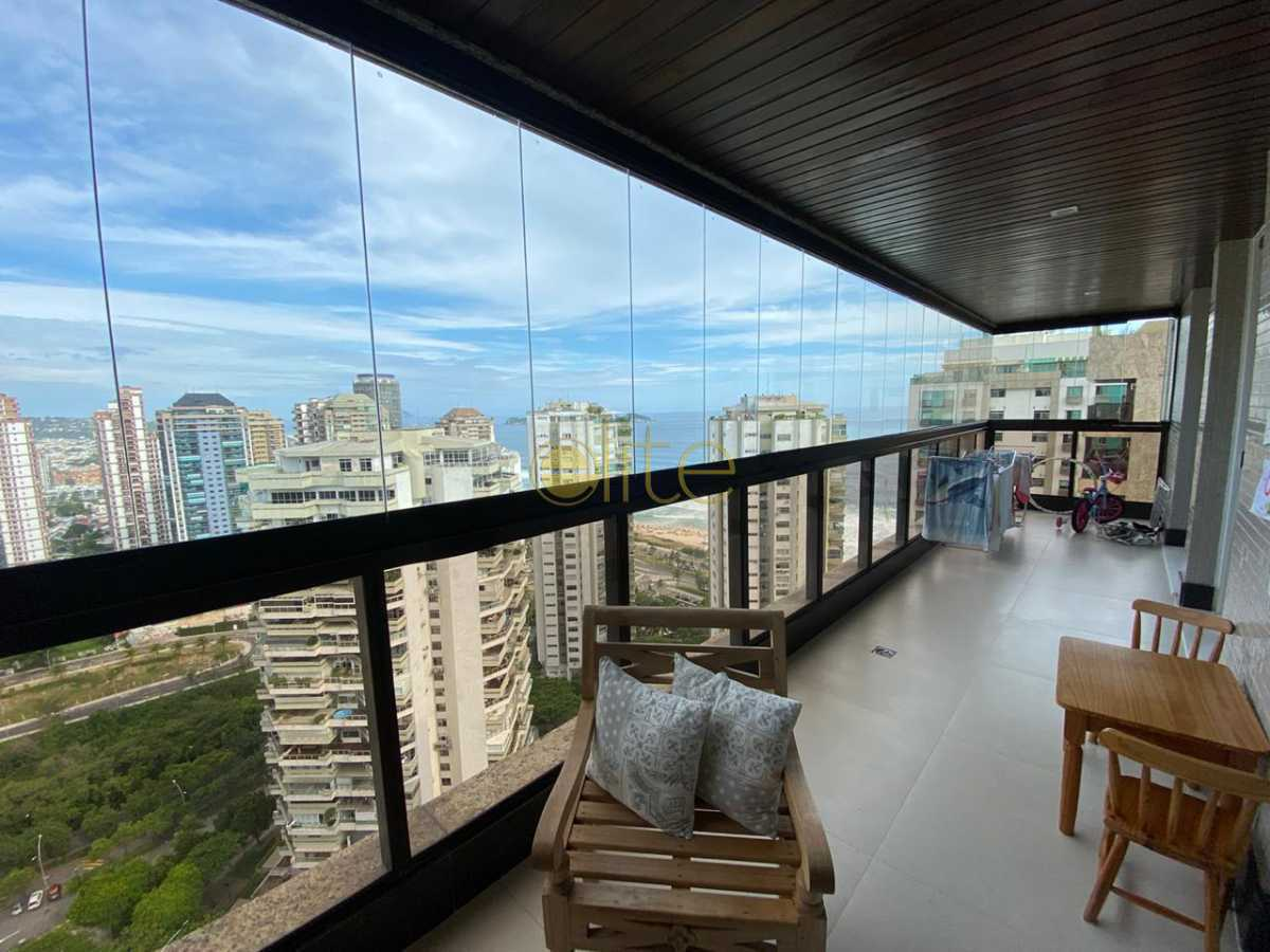 10d - Cobertura 5 quartos à venda Barra da Tijuca, Barra da Tijuca,Rio de Janeiro - R$ 5.500.000 - EBCO50010 - 12