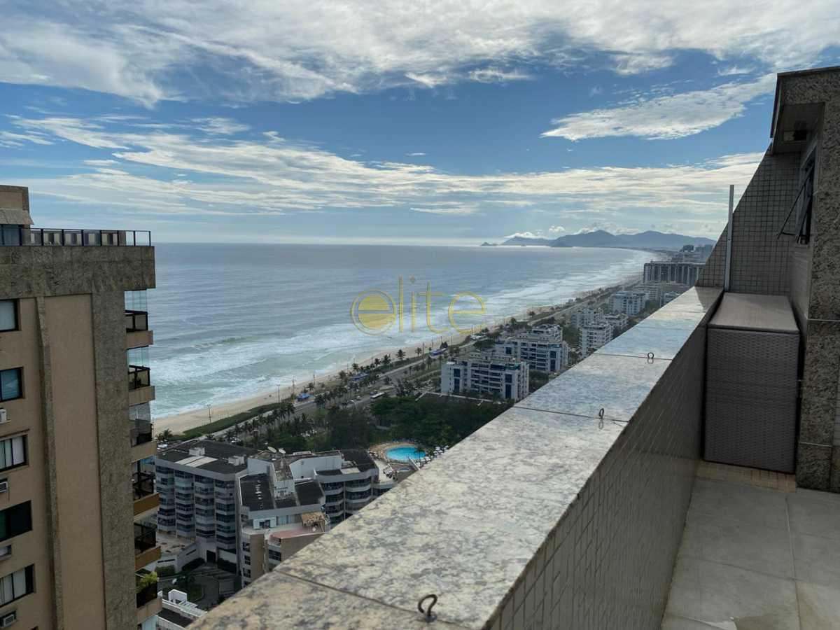 20 - Cobertura 5 quartos à venda Barra da Tijuca, Barra da Tijuca,Rio de Janeiro - R$ 5.500.000 - EBCO50010 - 23