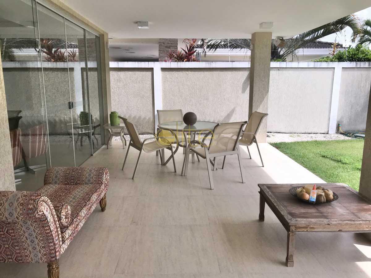32 - Casa em Condomínio Quintas do Rio, Barra da Tijuca, Barra da Tijuca,Rio de Janeiro, RJ Para Venda e Aluguel, 4 Quartos, 591m² - EBCN40205 - 24