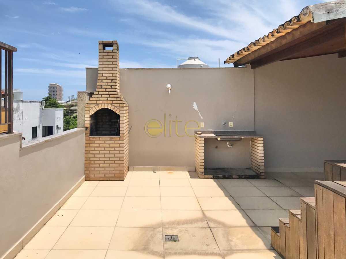 20 - Cobertura 3 quartos à venda Barra da Tijuca, Barra da Tijuca,Rio de Janeiro - R$ 2.700.000 - EBCO30048 - 20