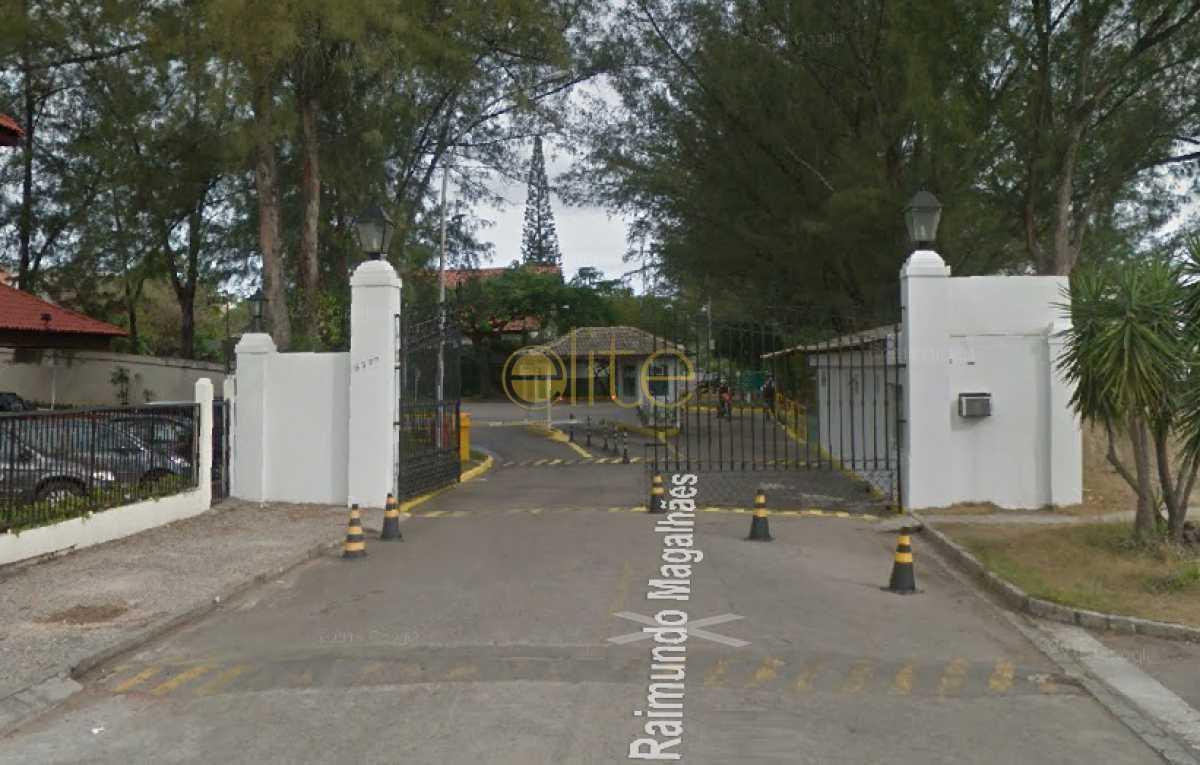 1 - Terreno Condomínio Park Palace, Barra da Tijuca, Barra da Tijuca,Rio de Janeiro, RJ À Venda - EBUF00042 - 1