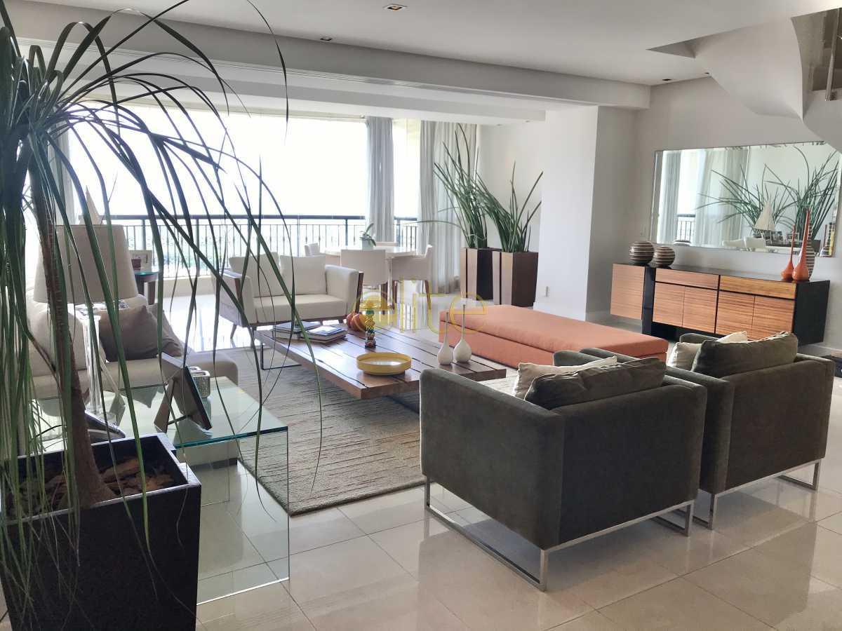 5 - Cobertura Para Venda ou Aluguel no Condomínio Riserva Uno - Barra da Tijuca - Rio de Janeiro - RJ - EBCO60005 - 4
