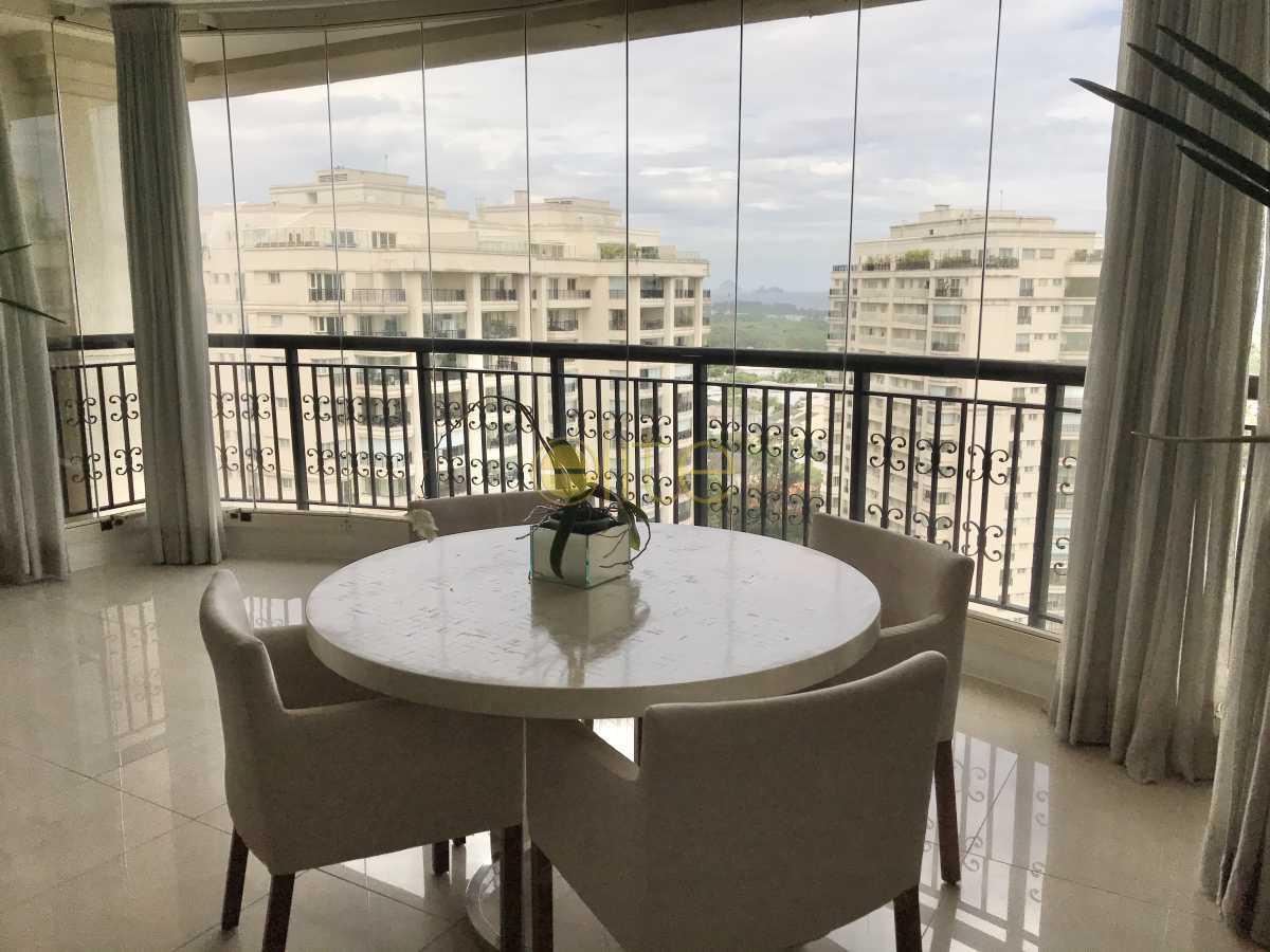 7 - Cobertura Para Venda ou Aluguel no Condomínio Riserva Uno - Barra da Tijuca - Rio de Janeiro - RJ - EBCO60005 - 5