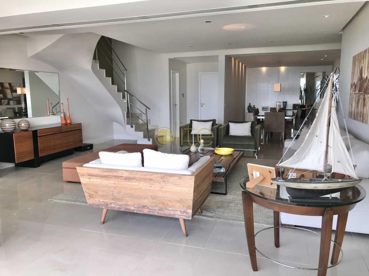8 - Cobertura Para Venda ou Aluguel no Condomínio Riserva Uno - Barra da Tijuca - Rio de Janeiro - RJ - EBCO60005 - 6