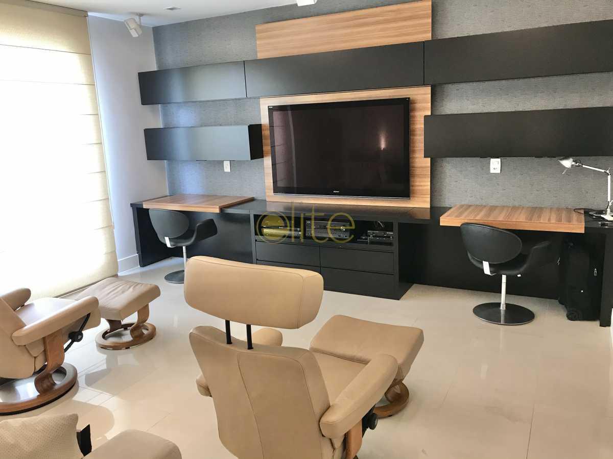 13 - Cobertura Para Venda ou Aluguel no Condomínio Riserva Uno - Barra da Tijuca - Rio de Janeiro - RJ - EBCO60005 - 11