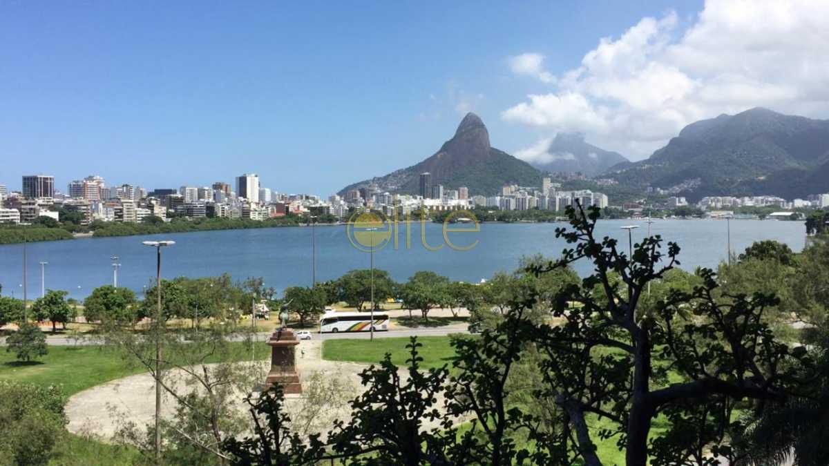 1a - Apartamento 4 quartos para venda e aluguel Lagoa, Rio de Janeiro - R$ 4.800.000 - EBAP40161 - 3