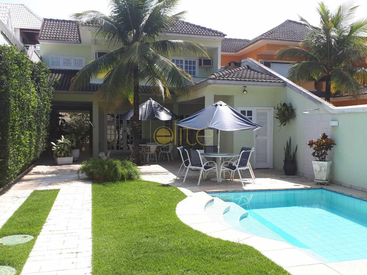 1 - Casa em Condomínio Vivendas do Sol, Barra da Tijuca, Barra da Tijuca,Rio de Janeiro, RJ À Venda, 4 Quartos - EBCN40209 - 1