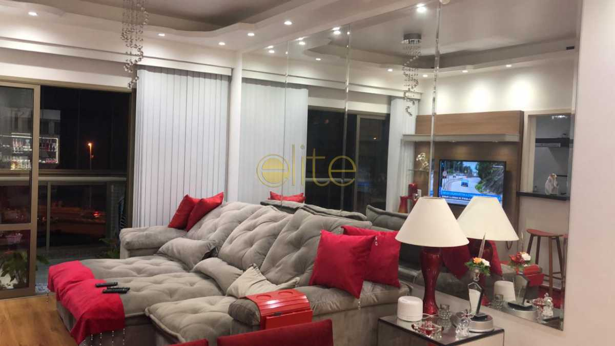 24 - Apartamento 1 quarto à venda Barra da Tijuca, Barra da Tijuca,Rio de Janeiro - R$ 730.000 - EBAP10014 - 3