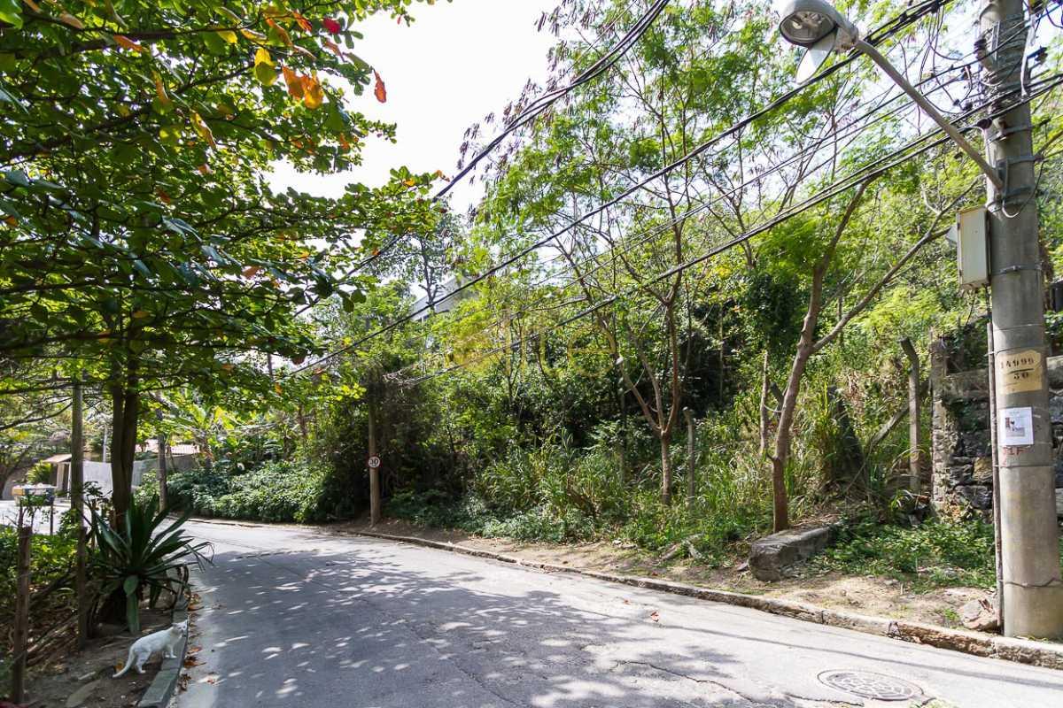 TERRENO A VENDA JOATINGA BARRA - Terreno À Venda no Condomínio Joatinga - Joá - Rio de Janeiro - RJ - 80008 - 1