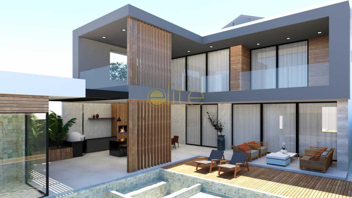 3 - Casa em Condomínio 5 quartos à venda Barra da Tijuca, Barra da Tijuca,Rio de Janeiro - R$ 6.200.000 - EBCN50208 - 4
