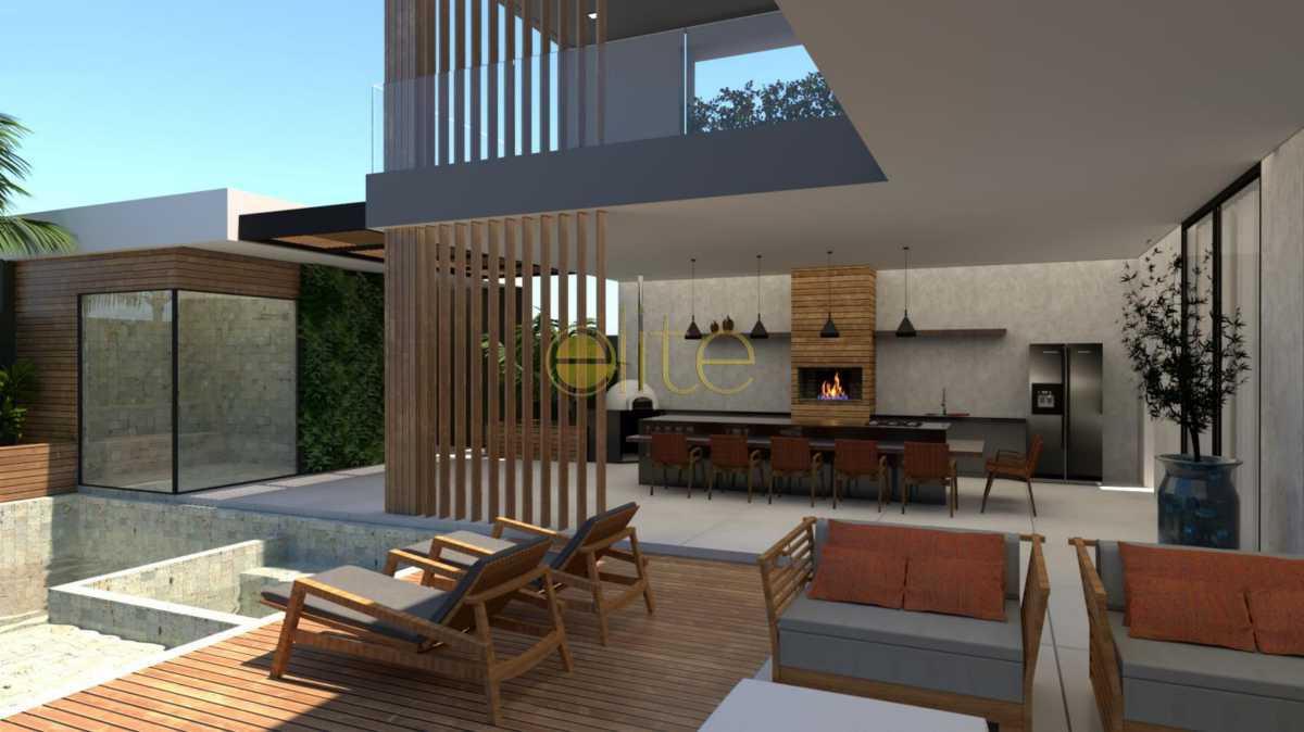 5 - Casa em Condomínio 5 quartos à venda Barra da Tijuca, Barra da Tijuca,Rio de Janeiro - R$ 6.200.000 - EBCN50208 - 6