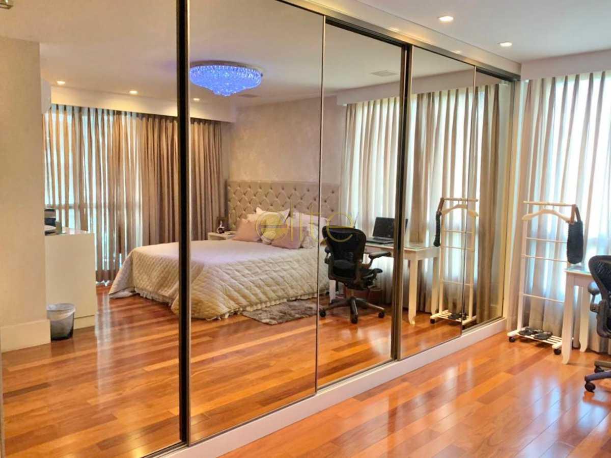 13 - Apartamento 4 quartos à venda Barra da Tijuca, Rio de Janeiro - R$ 3.330.000 - EBAP40164 - 14