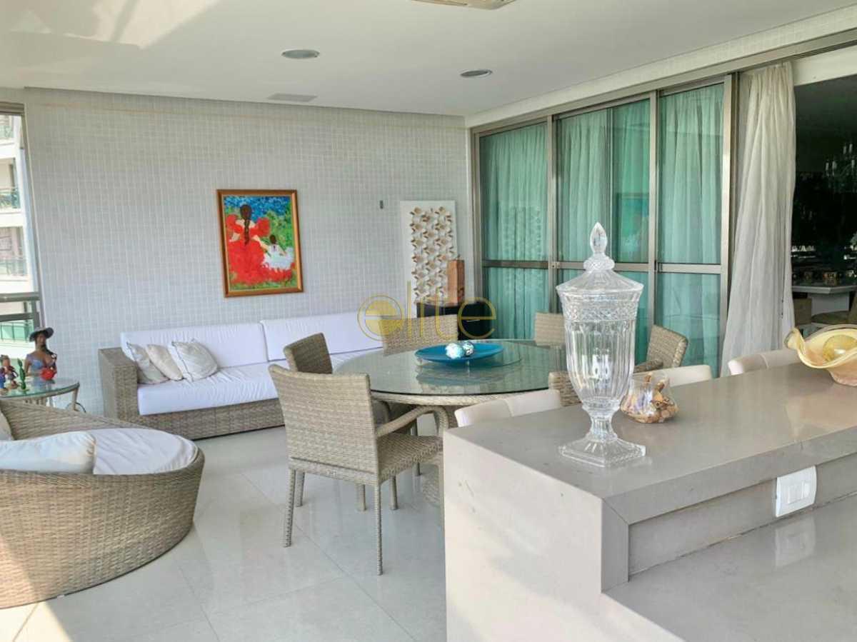 21 - Apartamento 4 quartos à venda Barra da Tijuca, Rio de Janeiro - R$ 3.330.000 - EBAP40164 - 22
