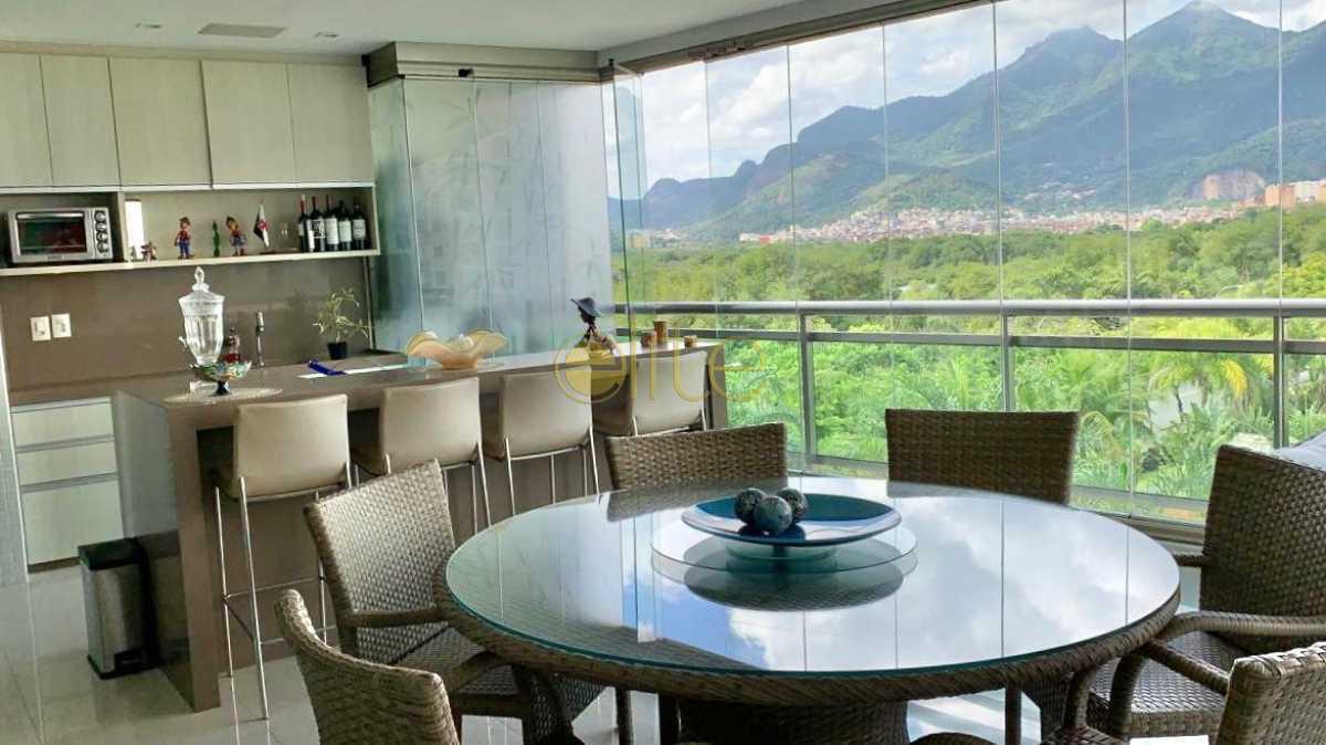 27 - Apartamento 4 quartos à venda Barra da Tijuca, Rio de Janeiro - R$ 3.330.000 - EBAP40164 - 28
