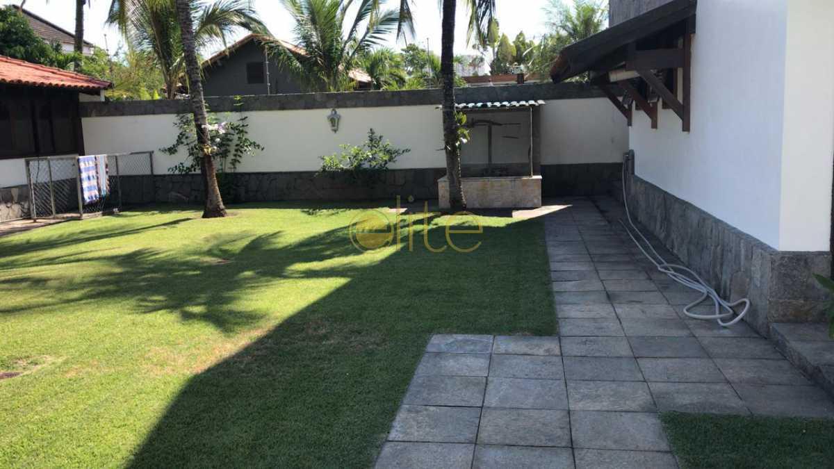 11 - Casa em Condomínio 4 quartos para venda e aluguel Barra da Tijuca, Barra da Tijuca,Rio de Janeiro - R$ 5.000.000 - EBCN40231 - 12
