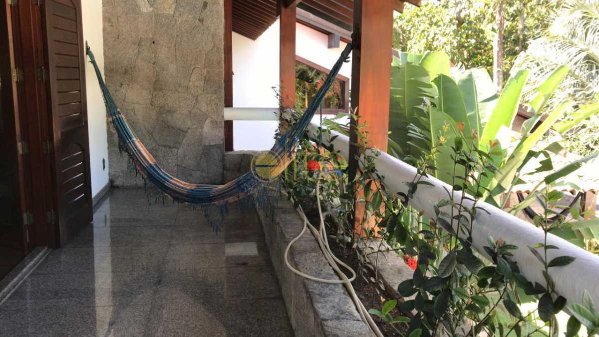 17 - Casa em Condomínio 4 quartos para venda e aluguel Barra da Tijuca, Barra da Tijuca,Rio de Janeiro - R$ 5.000.000 - EBCN40231 - 18