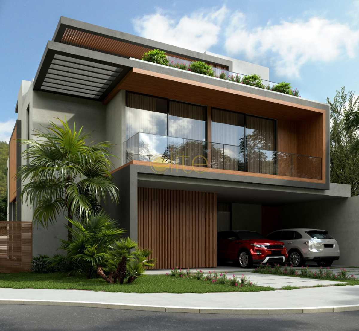 1 - Casa em Condomínio 5 quartos à venda Barra da Tijuca, Barra da Tijuca,Rio de Janeiro - R$ 6.500.000 - EBCN50219 - 1