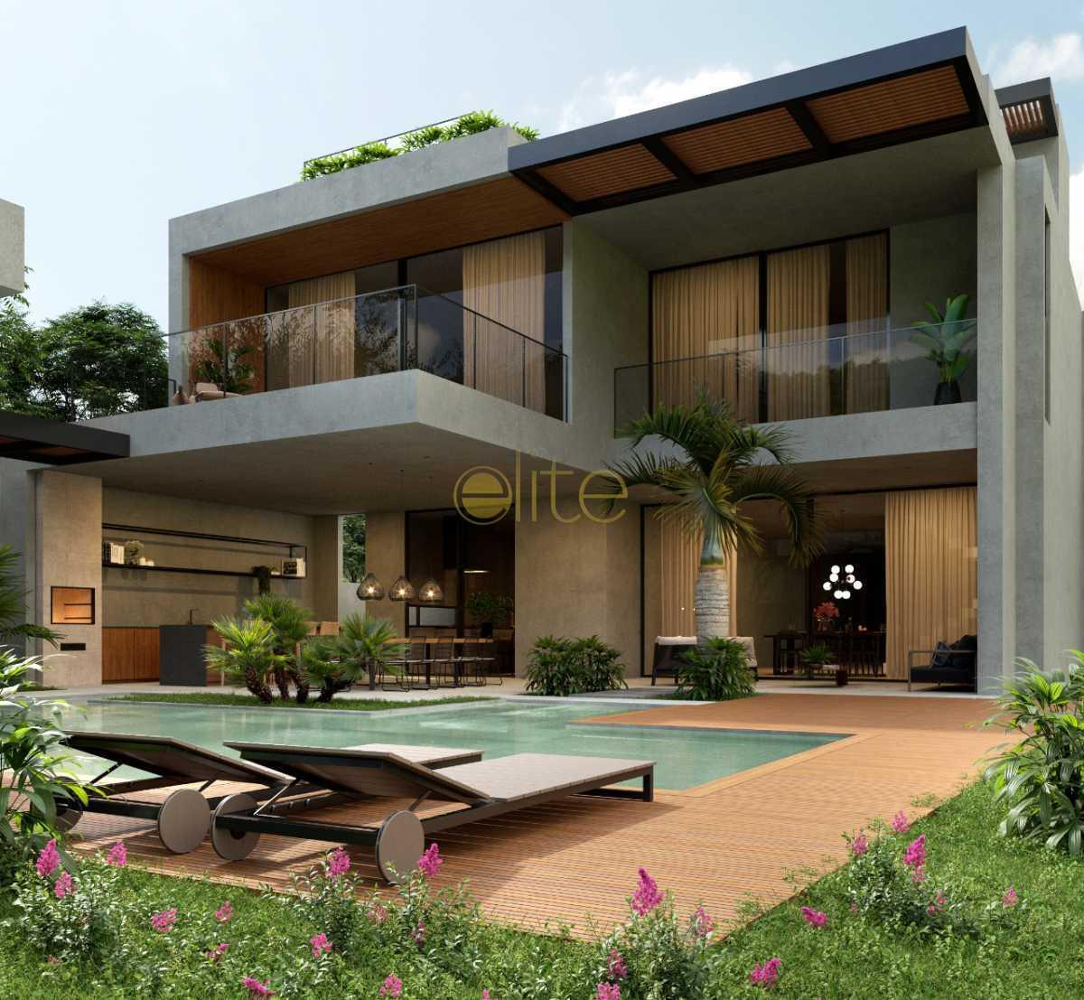 3 - Casa em Condomínio 5 quartos à venda Barra da Tijuca, Barra da Tijuca,Rio de Janeiro - R$ 6.500.000 - EBCN50219 - 4