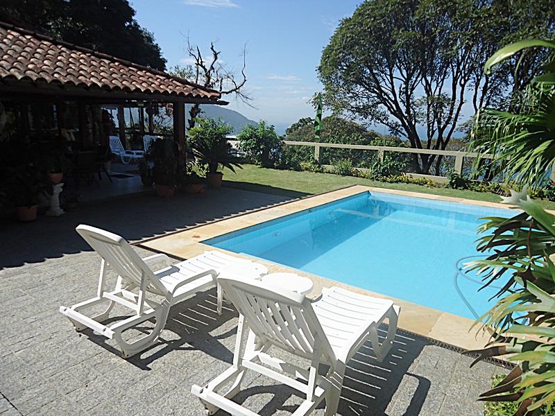 FOTO1 - Casa em Condomínio Iposeira, Rua Iposeira,São Conrado, Rio de Janeiro, RJ À Venda, 5 Quartos, 500m² - 71005 - 1