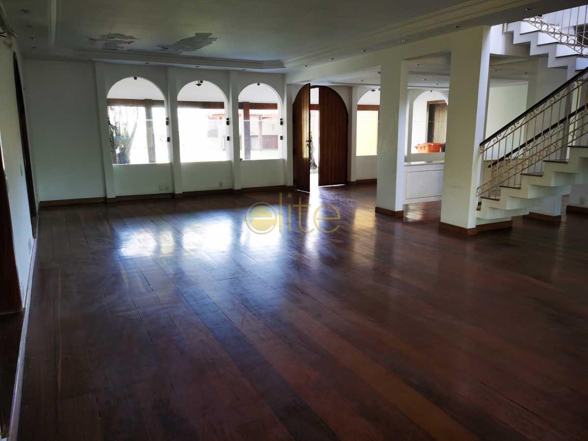 1 - Casa em Condomínio 7 quartos à venda Barra da Tijuca, Barra da Tijuca,Rio de Janeiro - R$ 3.500.000 - EBCN70014 - 1