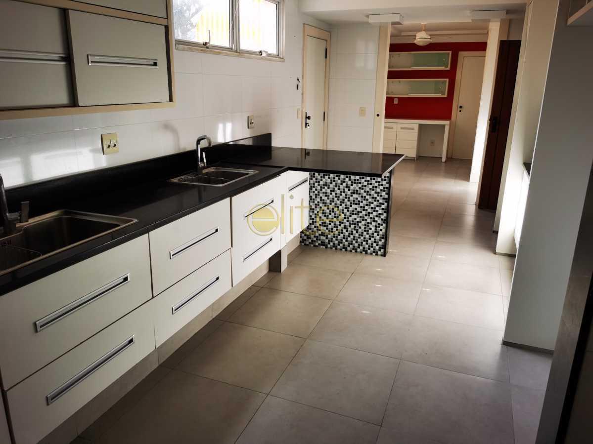 8 - Casa em Condomínio 7 quartos à venda Barra da Tijuca, Barra da Tijuca,Rio de Janeiro - R$ 3.500.000 - EBCN70014 - 9