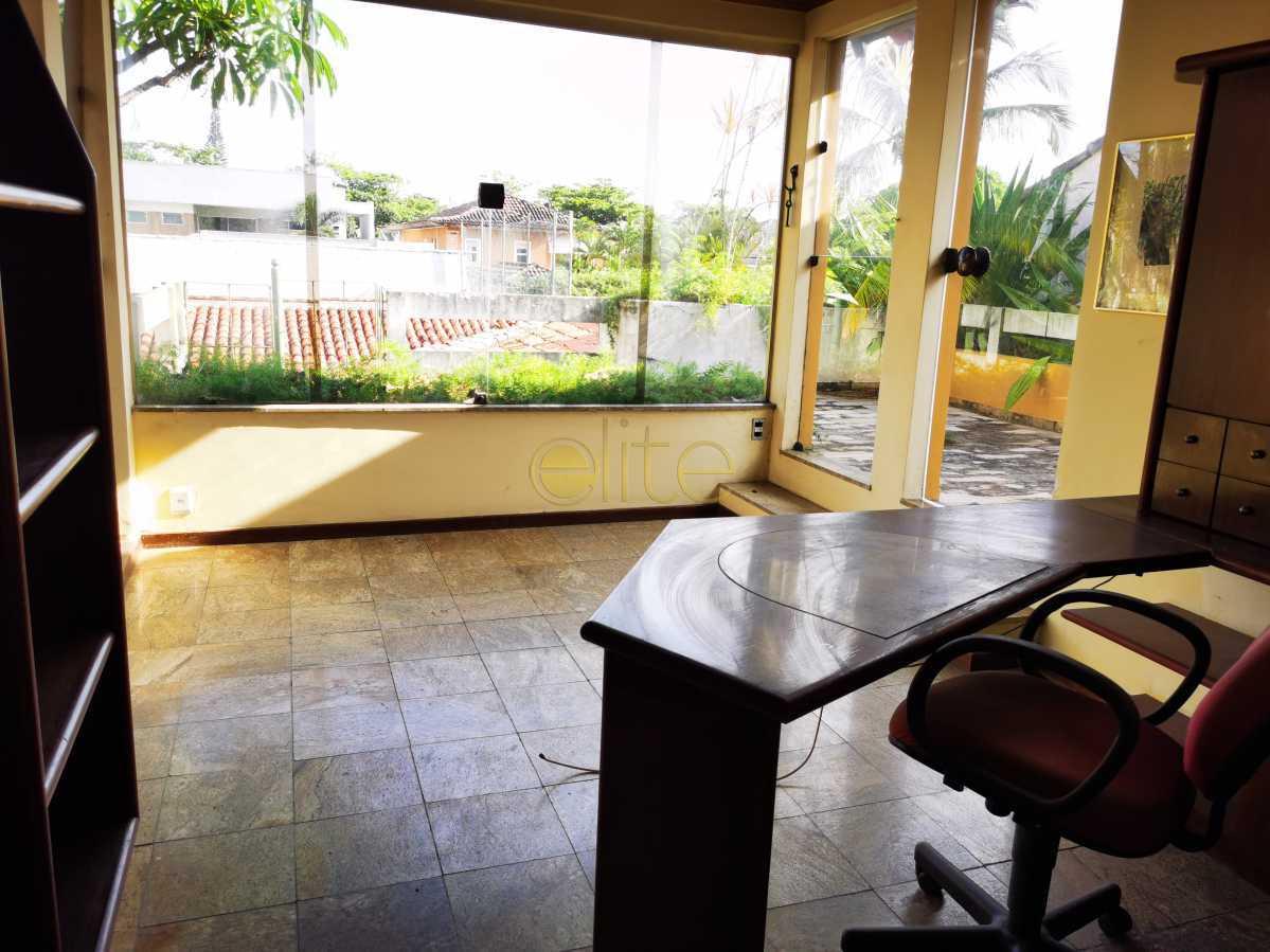 16 - Casa em Condomínio 7 quartos à venda Barra da Tijuca, Barra da Tijuca,Rio de Janeiro - R$ 3.500.000 - EBCN70014 - 17