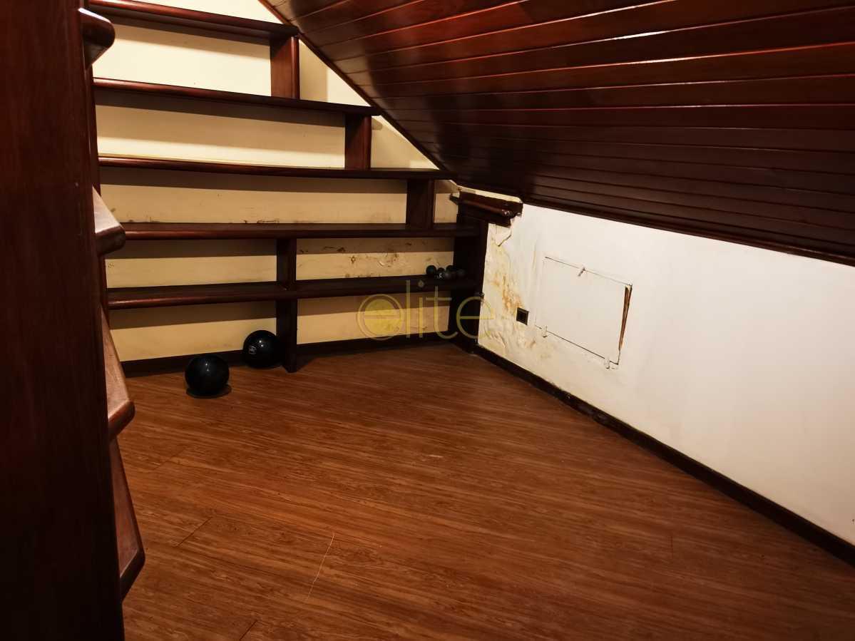 21 - Casa em Condomínio 7 quartos à venda Barra da Tijuca, Barra da Tijuca,Rio de Janeiro - R$ 3.500.000 - EBCN70014 - 22