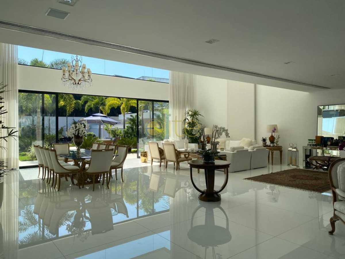 1. - Casa em Condomínio 5 quartos à venda Barra da Tijuca, Barra da Tijuca,Rio de Janeiro - R$ 18.900.000 - EBCN50227 - 1