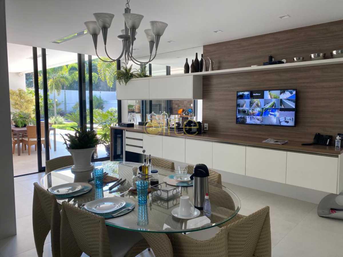 6. - Casa em Condomínio 5 quartos à venda Barra da Tijuca, Barra da Tijuca,Rio de Janeiro - R$ 18.900.000 - EBCN50227 - 6