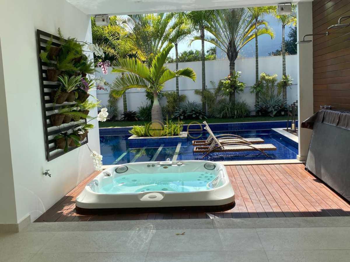 10. - Casa em Condomínio 5 quartos à venda Barra da Tijuca, Barra da Tijuca,Rio de Janeiro - R$ 18.900.000 - EBCN50227 - 10