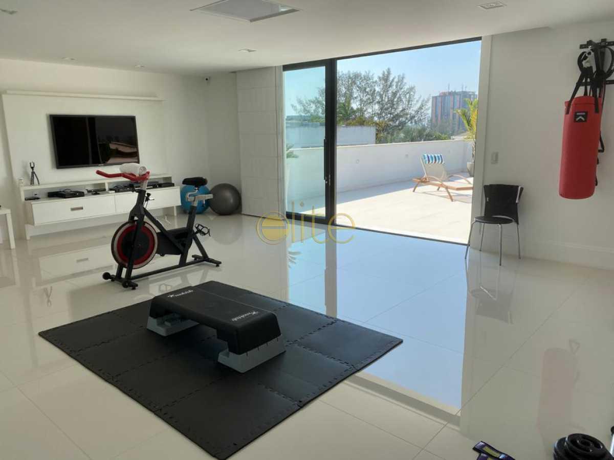 28. - Casa em Condomínio 5 quartos à venda Barra da Tijuca, Barra da Tijuca,Rio de Janeiro - R$ 18.900.000 - EBCN50227 - 27