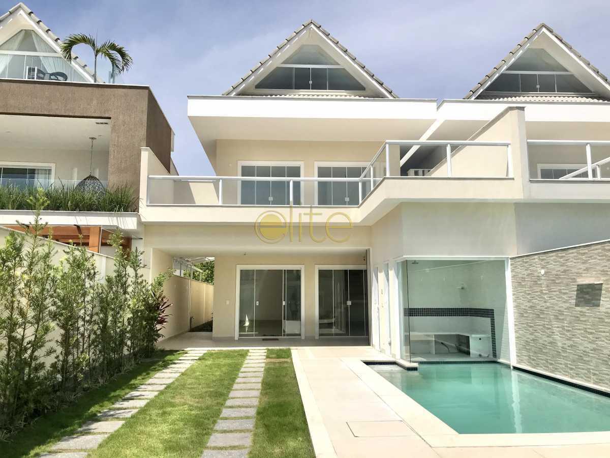 1 - Casa em Condomínio 4 quartos à venda Recreio dos Bandeirantes, Rio de Janeiro - R$ 2.000.000 - EBCN40244 - 1