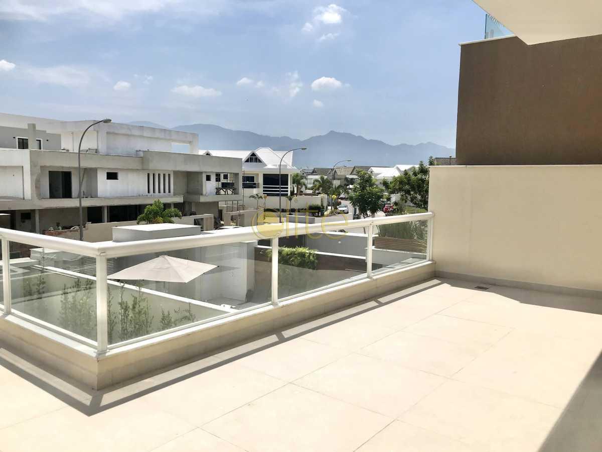 25 - Casa em Condomínio 4 quartos à venda Recreio dos Bandeirantes, Rio de Janeiro - R$ 2.000.000 - EBCN40244 - 26