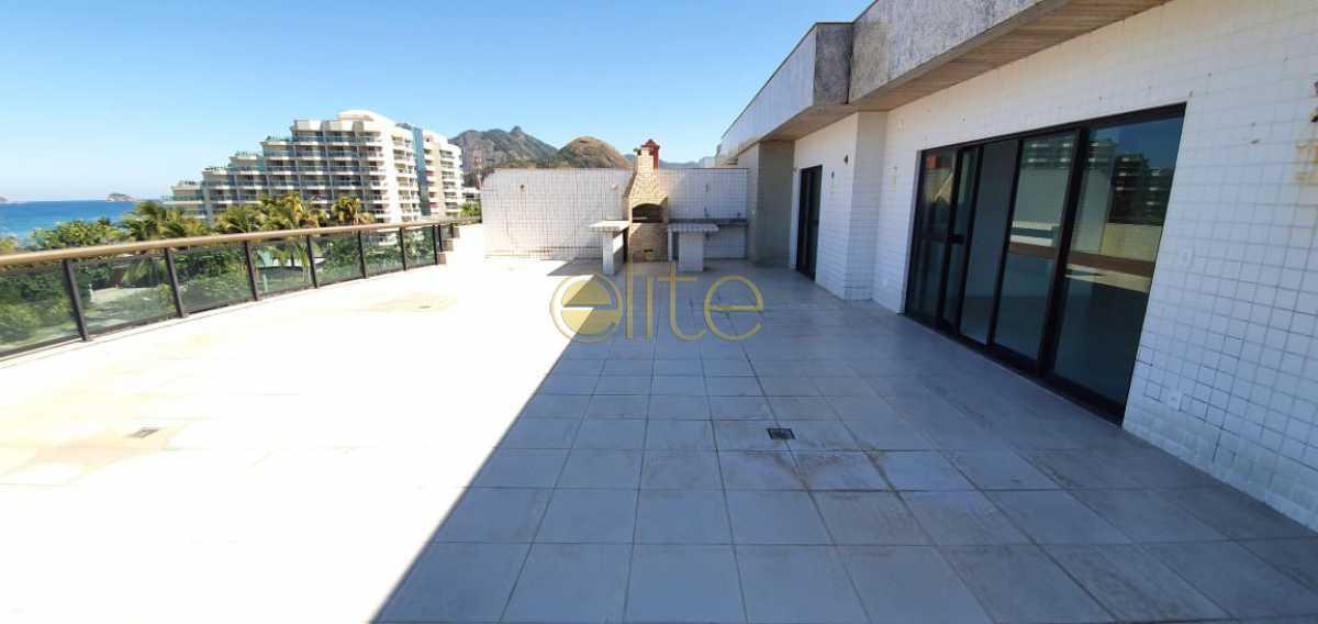2 - Cobertura 4 quartos à venda Recreio dos Bandeirantes, Rio de Janeiro - R$ 1.370.000 - EBCO40067 - 3