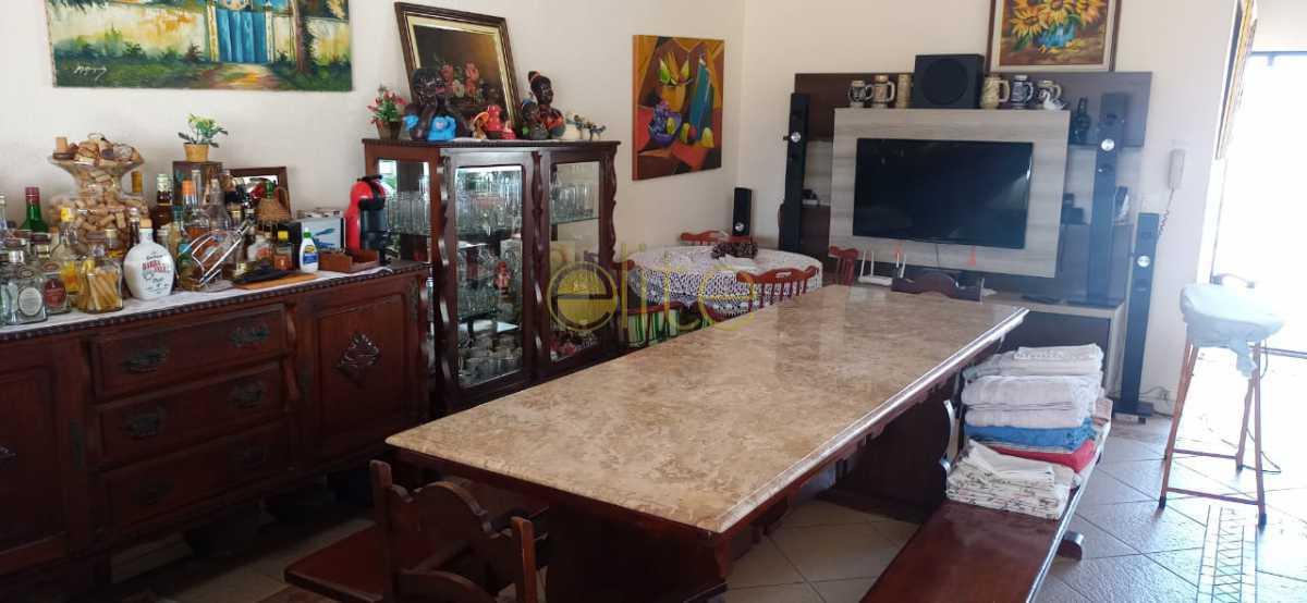 17 - Cobertura 3 quartos à venda Recreio dos Bandeirantes, Rio de Janeiro - R$ 2.500.000 - EBCO30053 - 4