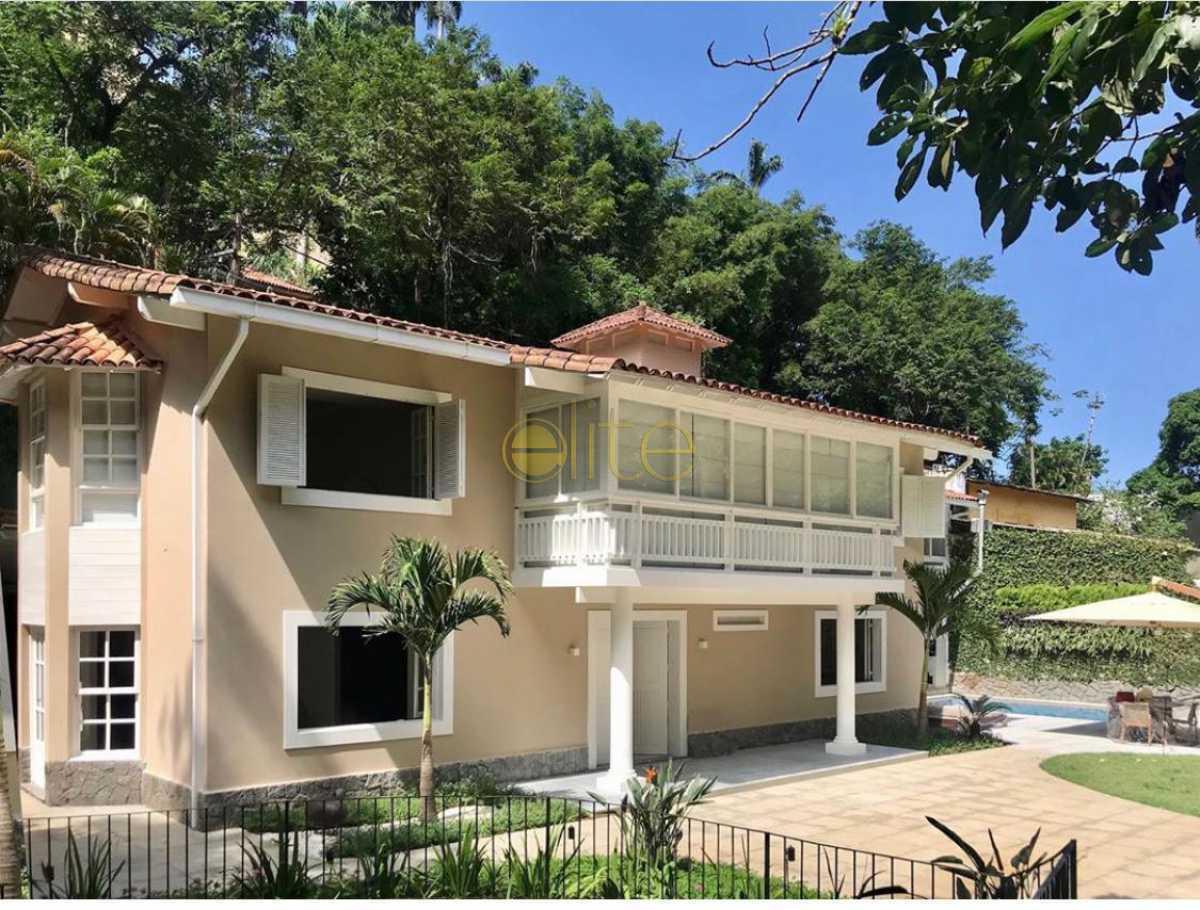 30 - Casa em Condomínio 4 quartos à venda São Conrado, Rio de Janeiro - R$ 6.000.000 - EBCN40246 - 1